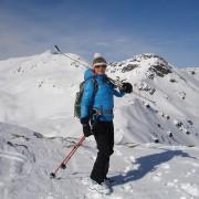 narciarka