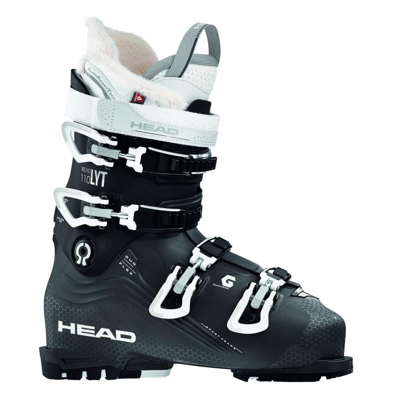 Buty narciarskie HEAD NEXO LYT 110 W G Anthracite Black 2019