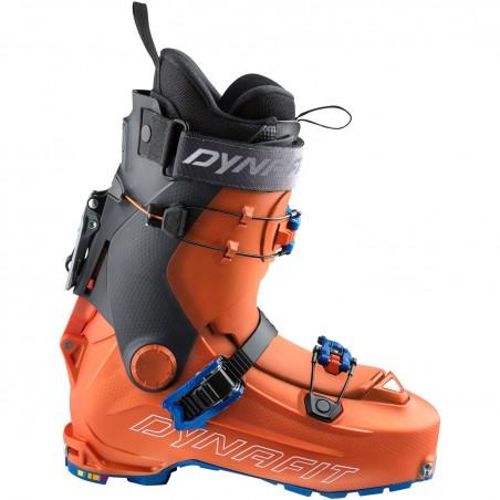 Buty skitourowe DYNAFIT HOJI PX Orange Asphalt 2019