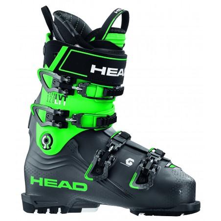 Buty narciarskie HEAD NEXO LYT 120 Anthracite Green 2020