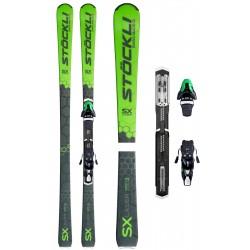 STOCKLI Laser SX + SRT12 Speed 2022