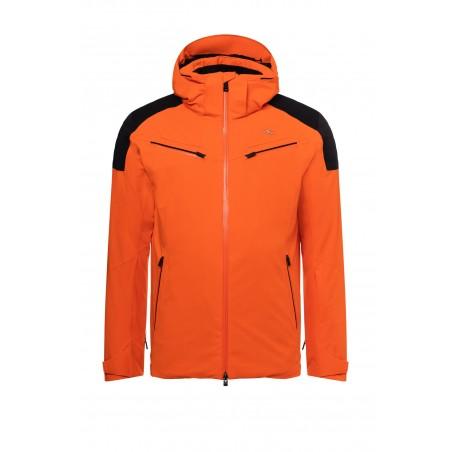 Kurtka KJUS Men Formula Jacket Orange Black 2021