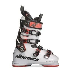 Buty narciarskie NORDICA Pro Machine 120 White Black Red 2021 | Sklep Narty Warszawa