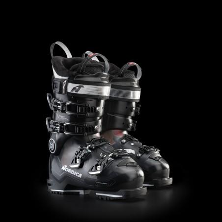 Buty narciarskie NORDICA Speedmachine 115 W Tr.Black Black White 2021   Sklep Narty Warszawa