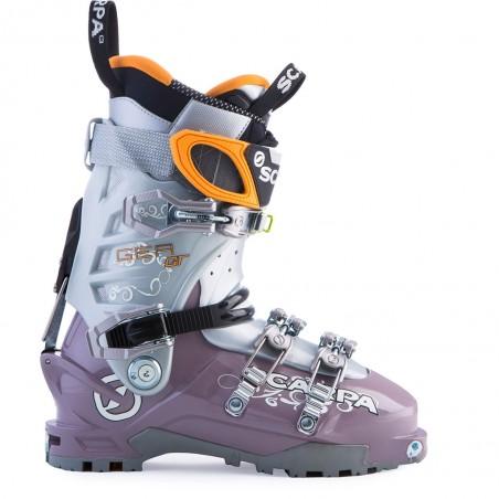 Buty skitourowe SCARPA Gea Gt Malva-Lightgray   SKLEP NARTY WARSZAWA