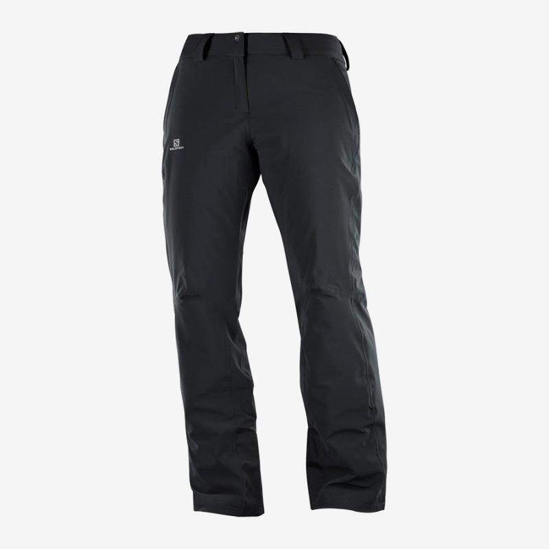 Spodnie SALOMON Icemania W Black 2020 | SKLEP NARTY WARSZAWA