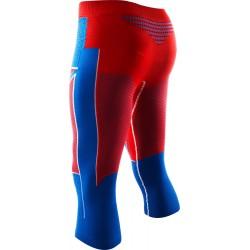 Kalesony 3/4 X-Bionic Acumulator Evo Patriot Man Pants Medium NORWEGIA